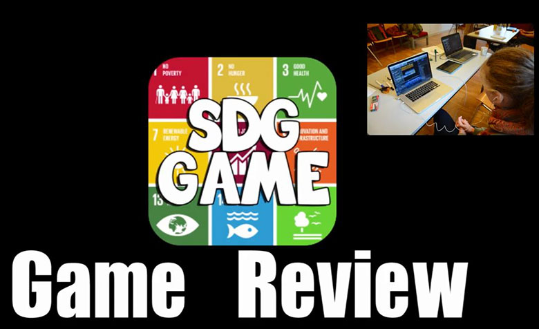 SDG im Serious Game Test